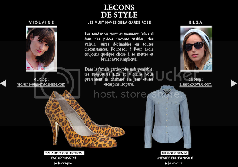 Capturedcran2012 10 23151127 Leons de style pour Zalando   Blog mode Lyon