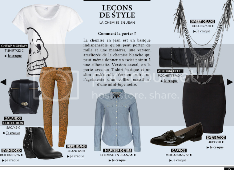 Capturedcran2012 10 23151154 Leons de style pour Zalando   Blog mode Lyon