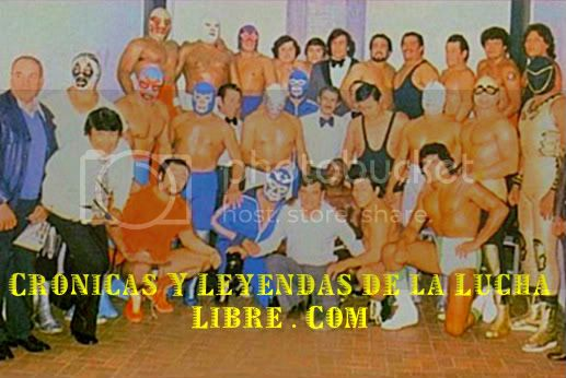 Elenco de la UWA.