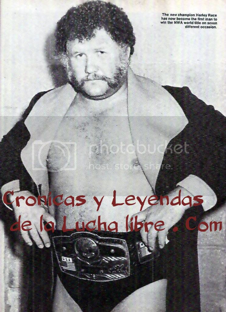 Harley Race.